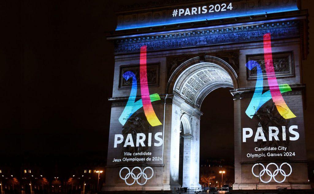 organisation Paris 2024 avec Marie-Françoise
